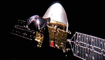 Misión Tianwen 1 camino a Marte POLITICA INVESTIGACIÓN Y TECNOLOGÍA CNSA