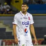 Jorge Córdoba, ha visto 45 minutos en dos partidos con Alianza. /Foto Alinza FC
