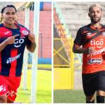 Carlos Peña y Marlon da Silva aportaron goles para sus equipos en la segunda jornada.