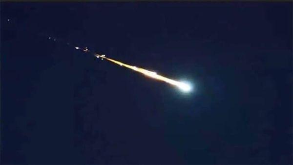 Servicio Sismológico confirma caída de meteorito en Moa — Cuba