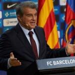 El presidente del FC Barcelona, Joan Laporta. EFE/Alejandro García/Archivo