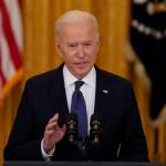 Presidente de los EE:UU: Joe Biden. Foto: EFE