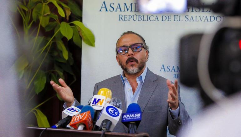 Foto: @AsambleaSV