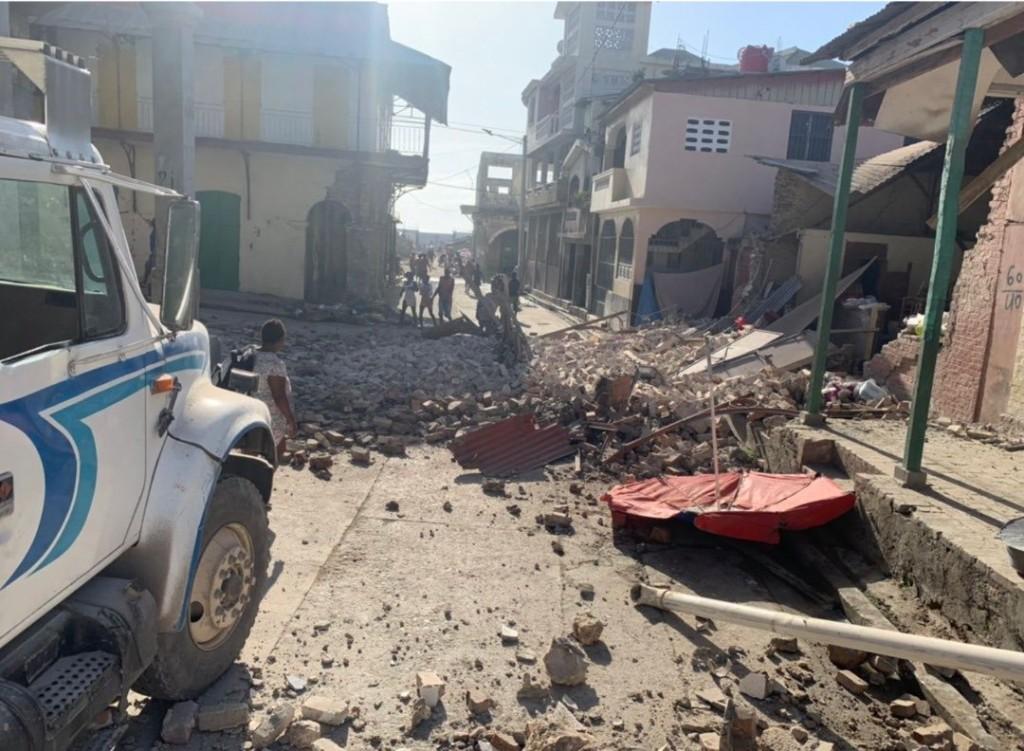 Haití tragedia 1