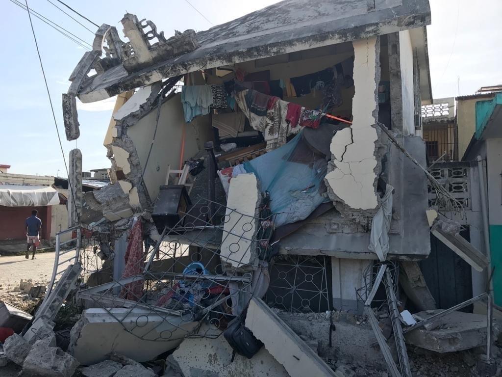 Haití tragedia 3