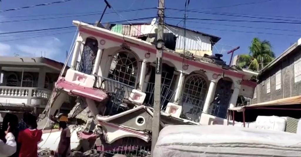 Haití tragedia 4