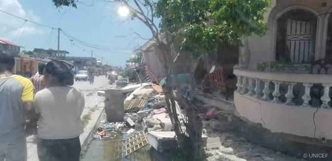 Haití tragedia 5