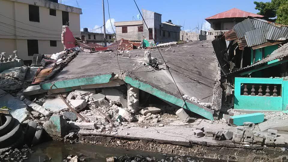 Haití tragedia 6