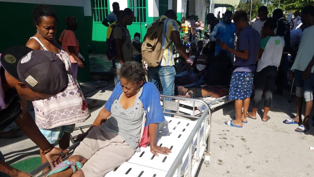 Haití tragedia 8