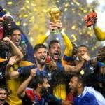 Francia es la última campeona del mundo. /EFE