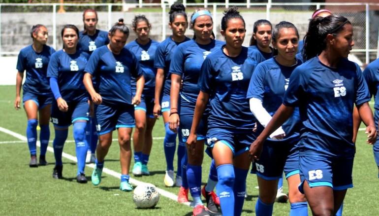 Jugadoras de la Selecta solicitaron cambio de horario para los entrenos y no fueron escuchadas. /Foto Fesfut