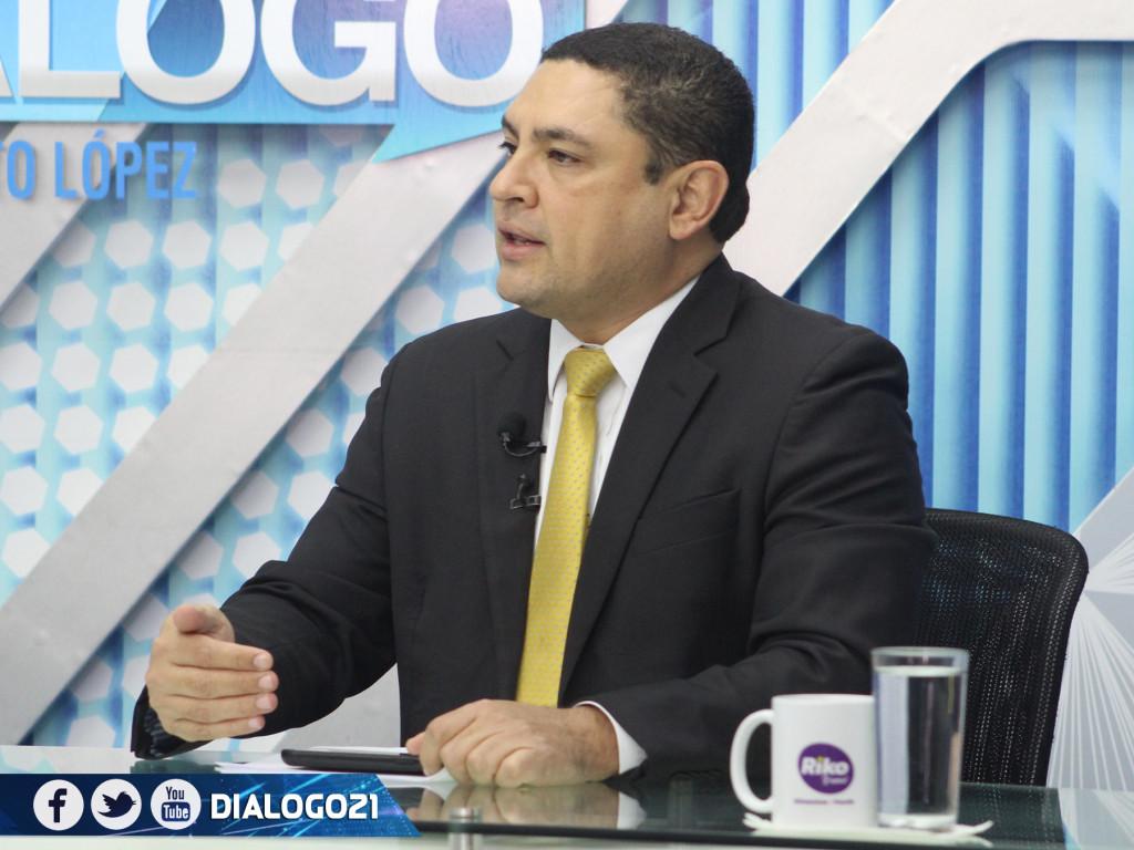 Foto: Cortesía Diálogo con Ernesto López.