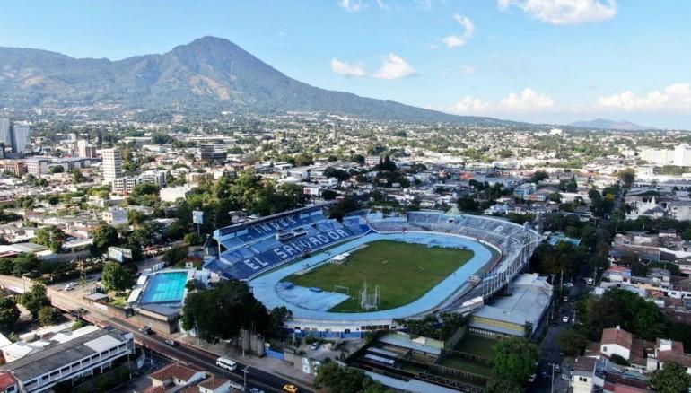 """Estadio """"Mágico"""" González. /Foto INDES"""