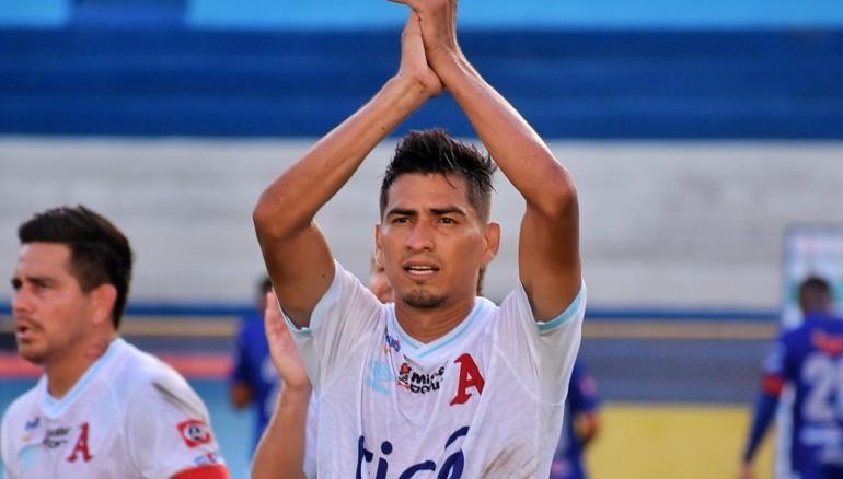 Juan Carlos Portillo. /Foto Alianza FC