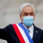 El presidente de Chile, Sebastián Piñera. EFE/Esteban Garay