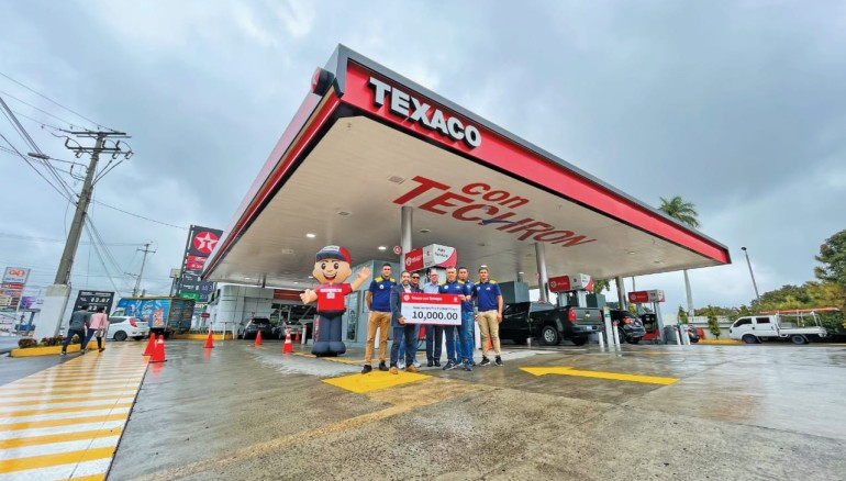 Foto:  Texaco